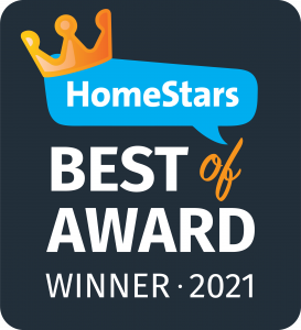 Homestars award winning drywall contractor